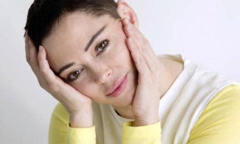 """Rose McGowan was in the Italian chapter of the polygamous Children of God sect. """"[Women] were basically there to serve the men sexually – you were allowed to have more than one wife,"""" she told Interview magazine. Her father fled the cult with his kids when he realised sex between children and adults was allowed."""