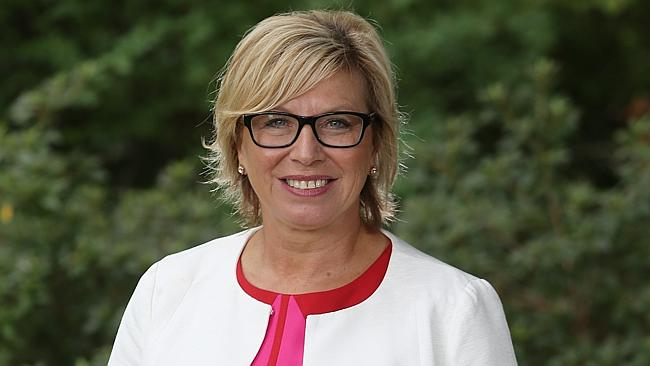 2015 Australian of the Year Rosie Batty. Picture Gary Ramage