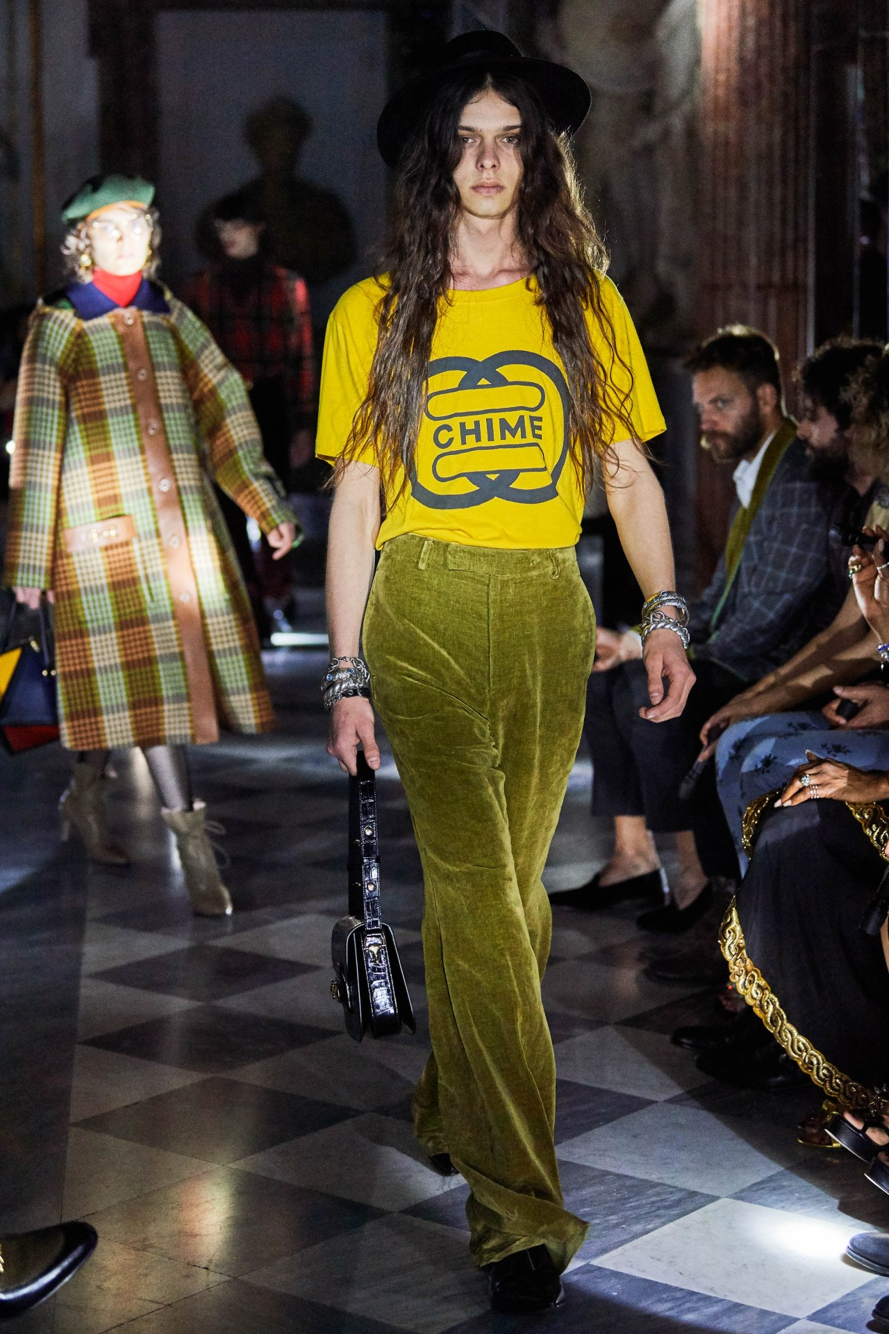 From Harry Styles's clutch to the strong message the collection sent: 4 things to know about the Gucci resort 2020 show
