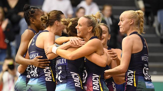 The Vixens are through to the Super Netball preliminary final. Picture: Getty