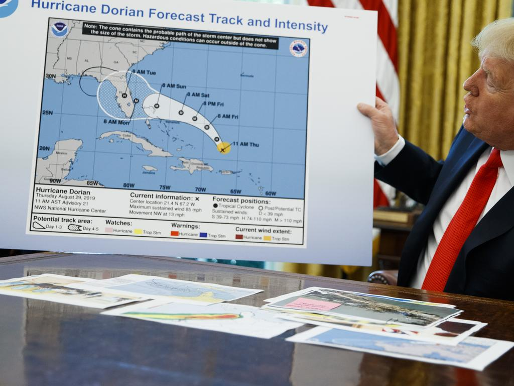 Hurricane Dorian: Death toll in Bahamas continues to rise