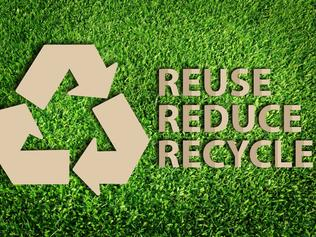 The 3 Rs are the key to reducing waste.