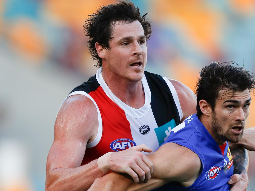 AFL 2nd Elimination Final - St Kilda v Western Bulldogs