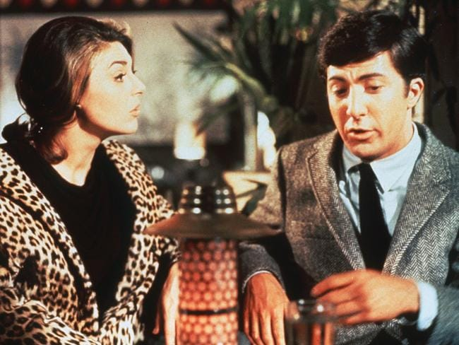 The Graduate became one of the biggest movies of the 1960s.