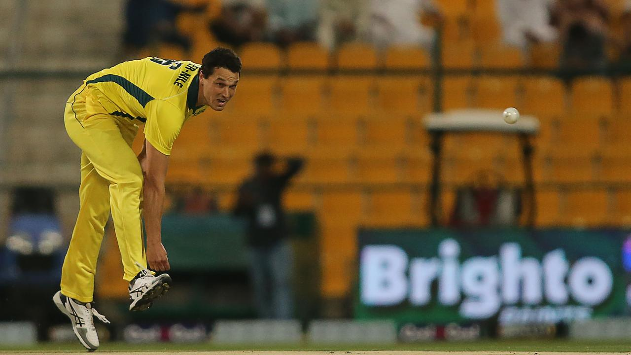 Coulter-Nile comes into the series after playing in all four of Australia's T20 matches against the UAE and Pakistan.