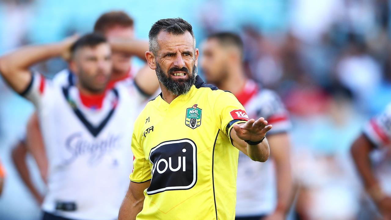 NRL referees will be encouraged to use their discretion.