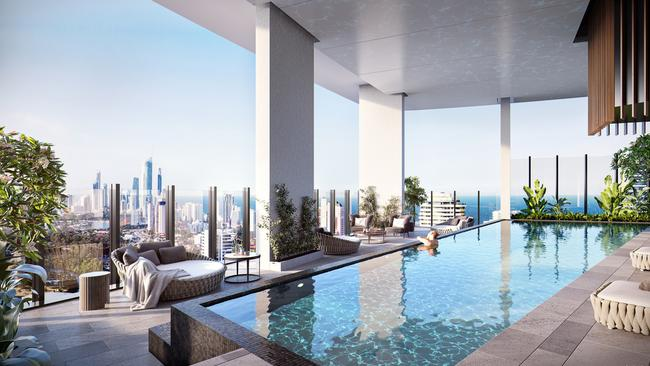 First look inside Gold Coast's new $400m tower — Dorsett