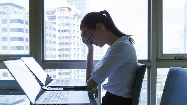 People tend to take sickies due to a 'sense of entitlement', a lack of flexibility from employers and genuine illness. Picture: iStock