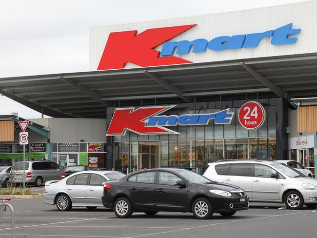 Kmart is going from strength to strength, fast achieving cult status. Picture: Supplied