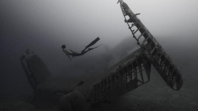 World War II-era relics are scattered on and around the island, as well as ancient ruins.