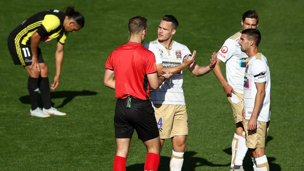 The VAR has already made a controversial start to the A-League.
