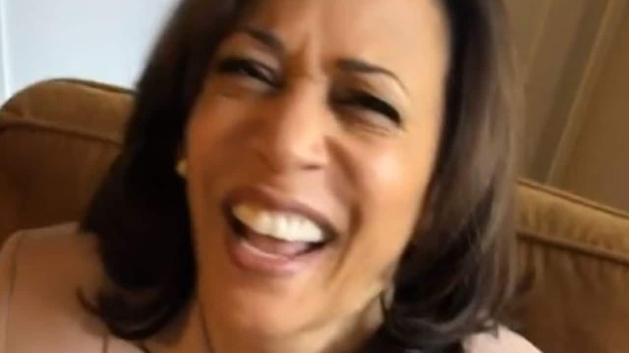 Kamala Harris' niece's cheeky Trump swipe goes viral – NEWS.com.au