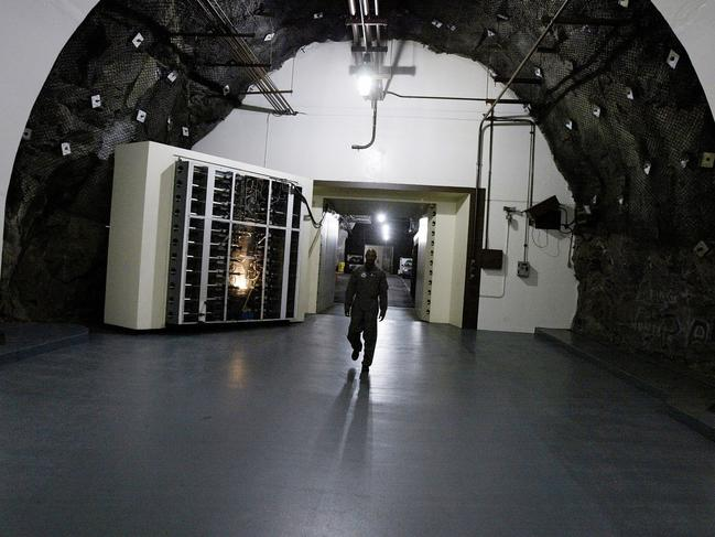 Doomsday Secret Bunkers To Survive Nuclear War
