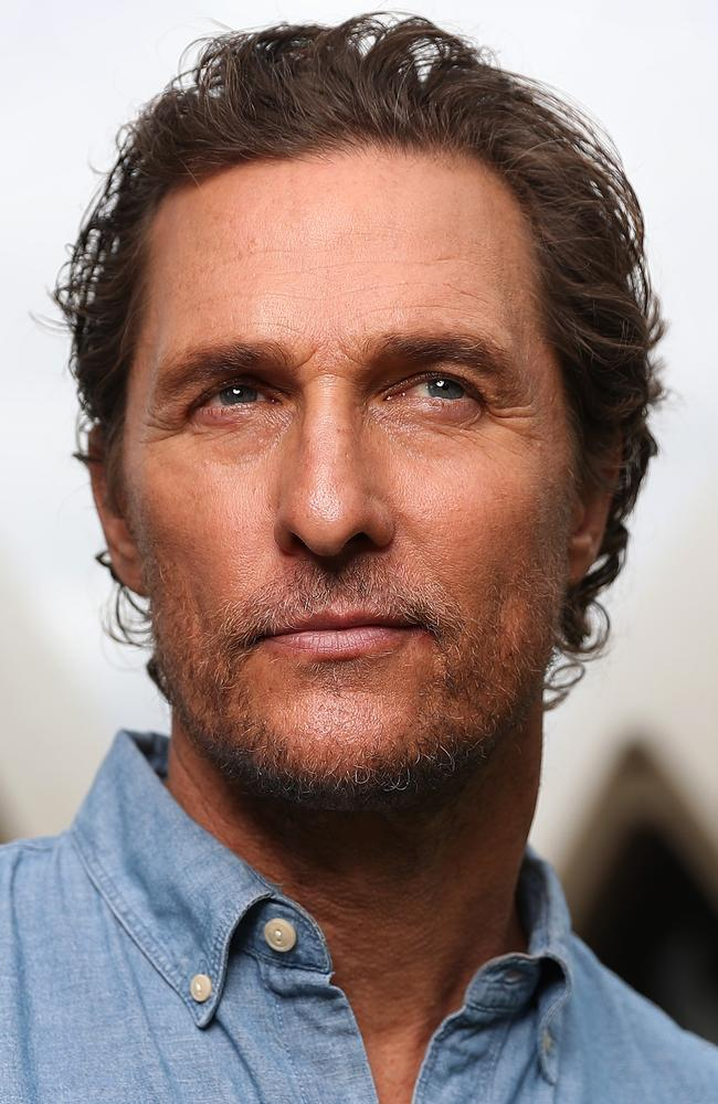 Matthew McConaughey is releasing a memoir, Greenlights ...