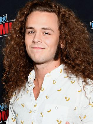 Jack Perry appeared at the 2019 New York Comic Con over the weekend. Picture: Noam Galai/Getty Images