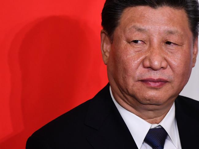 China's President Xi Jinping is facing problems on many fronts. Picture: Alberto PIZZOLI / AFP