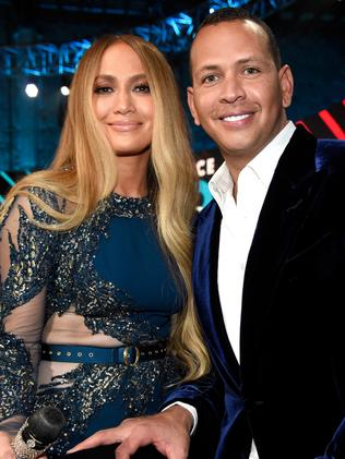 They chose to dine out with Jennifer Lopez and Alex Rodriguez after the summit. Picture: Kevin Mazur/One Voice: Somos Live!/Getty Images