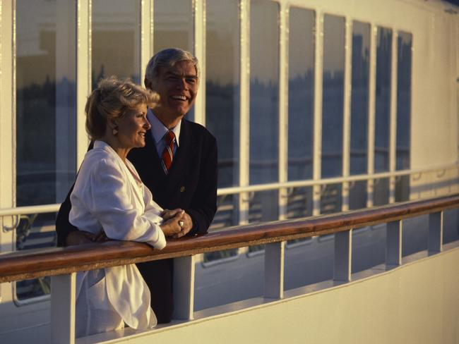 Older travellers ... does the image of cruising as a preference for older travellers put off other types of tourists?
