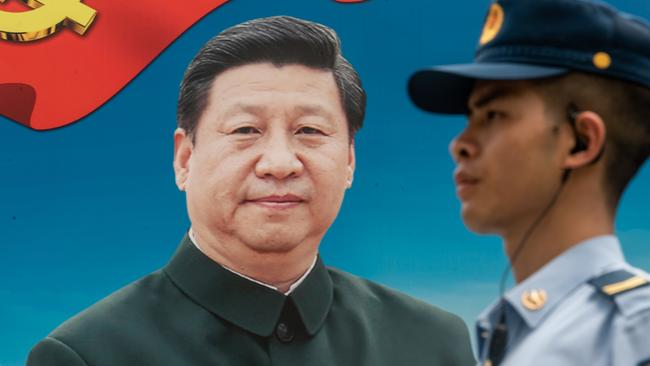 China's end goal is to significantly grow its power and influence, experts say. Picture: Anthony Kwan/Getty