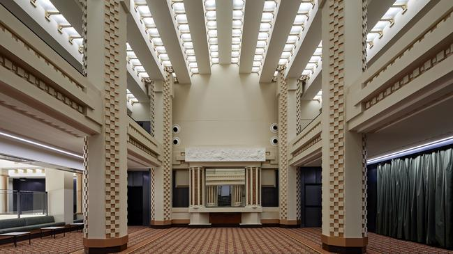 The refurbished The Capitol is one of program manager Victoria Bennett's picks …