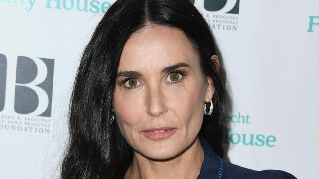 With the release of her tell-all memoir, Demi Moore's life is an open book. Picture: Getty