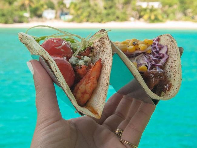 Check out the Lime Out IV Facebook page for equal parts holiday inspo and taco cravings. Source: Facebook