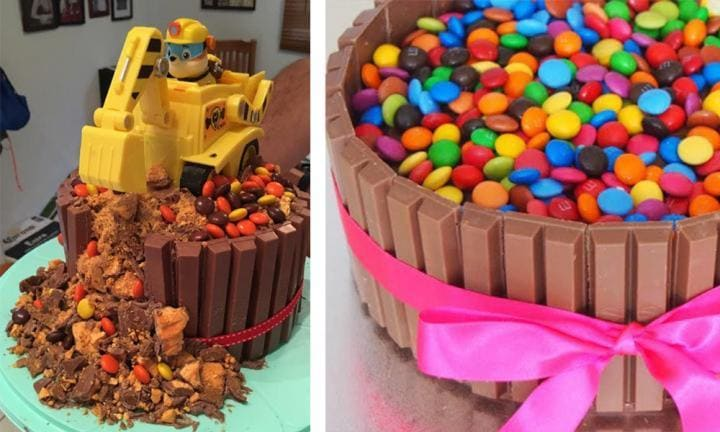 Amazing ways you can transform a Coles or Woolies cake