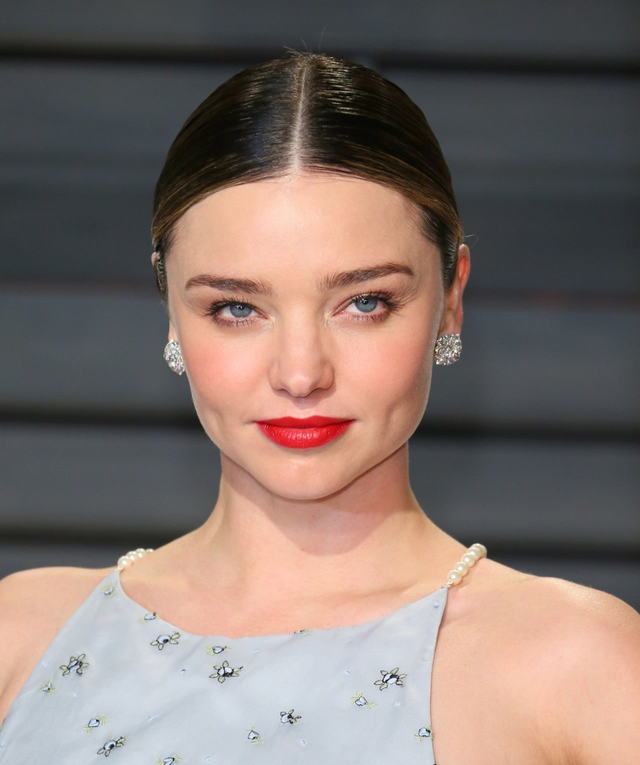 Miranda Kerr's simple pimple solution