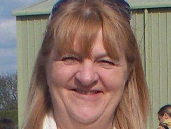 Chris Parker was accused of stealing from Pauline Healey as she lay injured after the attack. Picture: Facebook