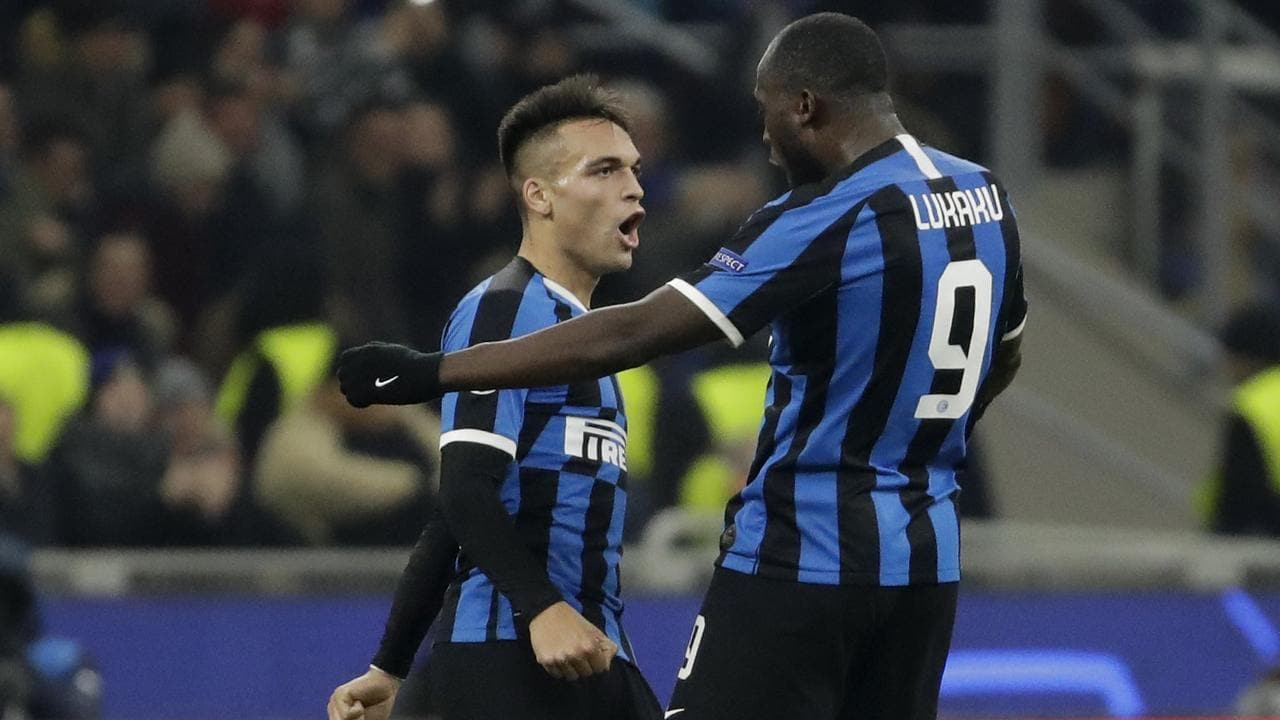 Romelu Lukaku and Lautaro Martinez have become one of Europe's most deadly striker duos.