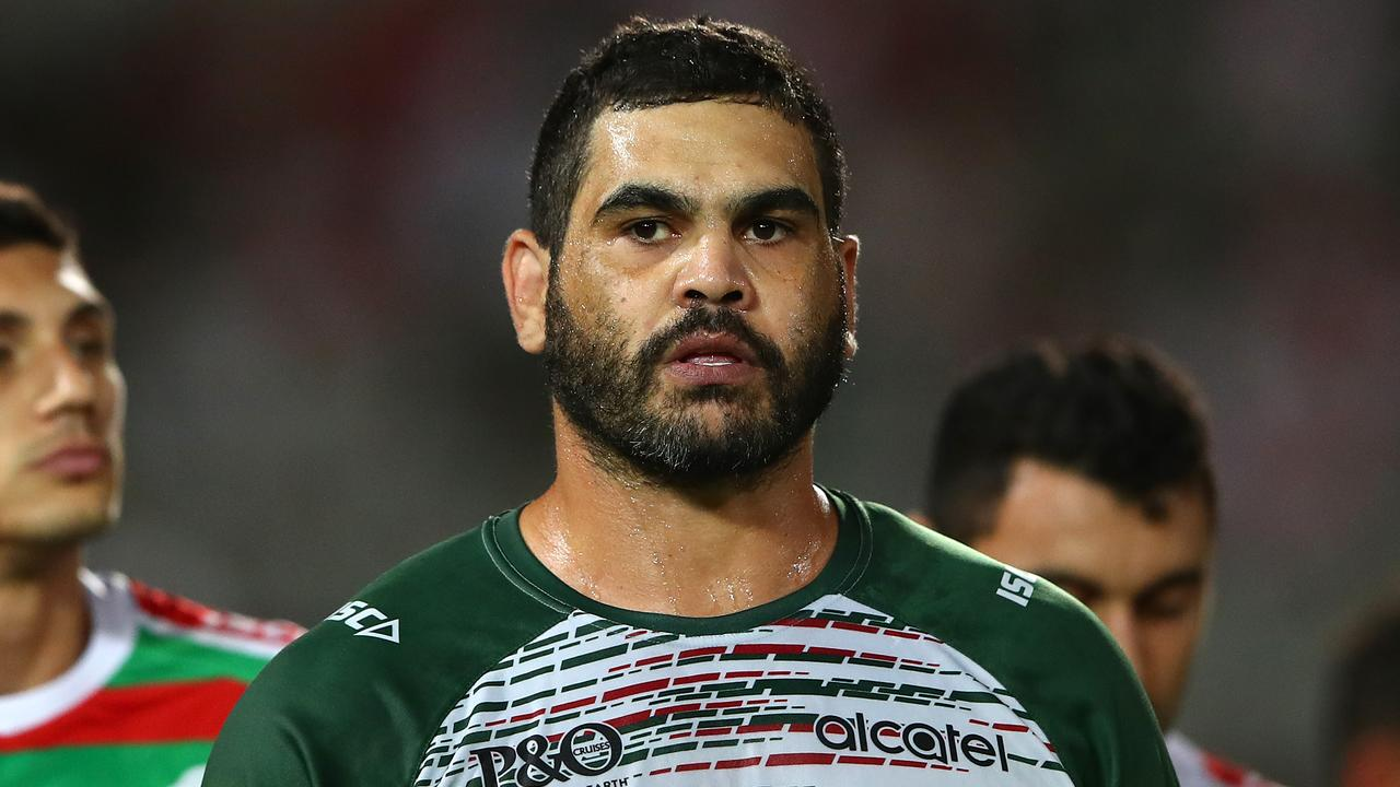 There are doubts over the playing future of Greg Inglis.