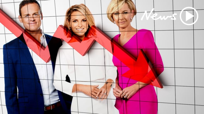 Today Show ratings slip to worst in 13 years after changing breakfast show hosts