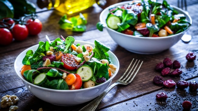 The pegan diet is another name for restrictive eating. Image: iStock