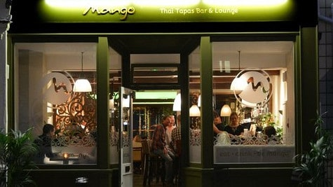 Danny Crook's decision to celebrate his new job at the Mango Thai Tapas Bar & Lounge in England ended up costing him the role. Picture: TripAdvisor