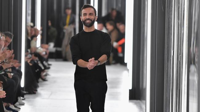 The brand's creative director Nicolas Ghesquiere. Picture: Getty Images