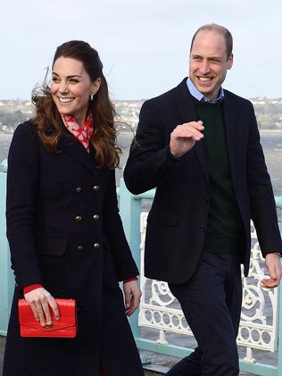 The Duke and Duchess of Cambridge are due to tour the Republic of Ireland in March. Picture: Karwai Tang/WireImage