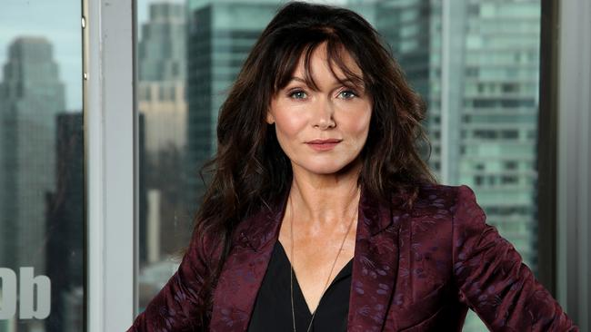 Essie Davis is keen to make another Miss Fisher movie. Picture: Rich Polk/Getty Images for IMDb