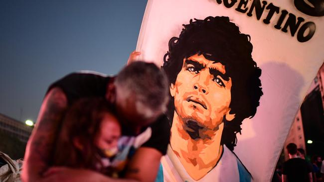 Mourners to visit legend Maradona's body as Argentina grieves