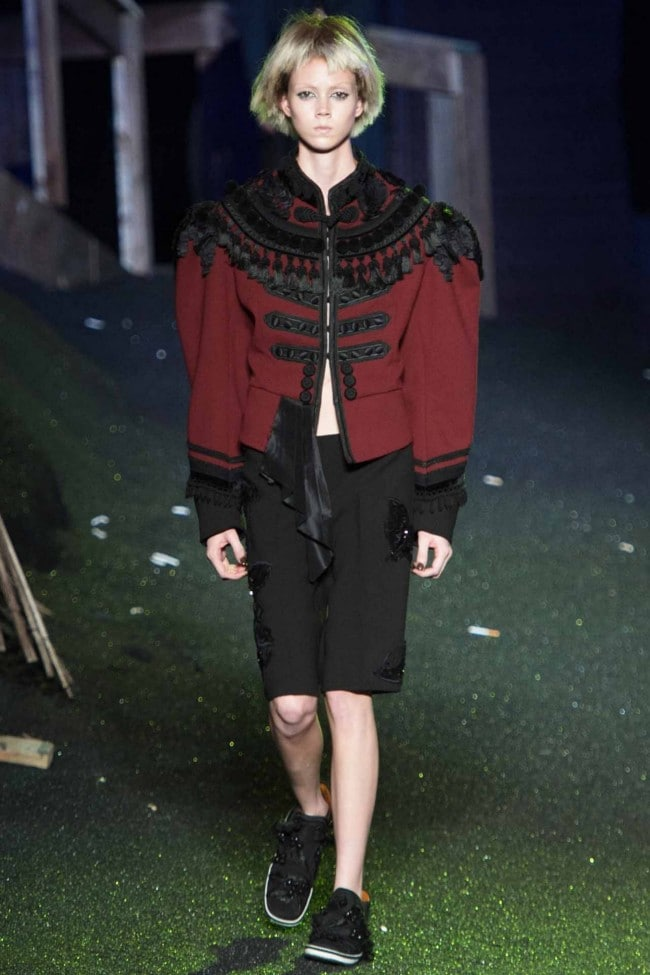 Marc Jacobs ready-to-wear spring/summer '14