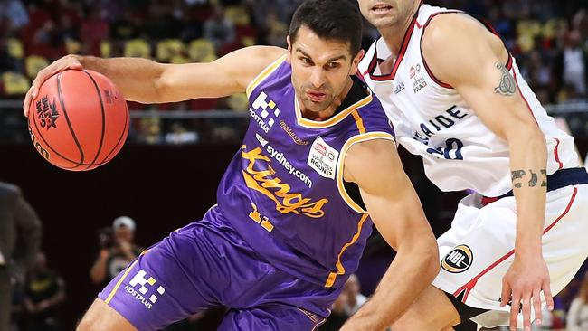 Kevin Lisch looks set to return for the Kings. (Photo by Mark Metcalfe/Getty Images)