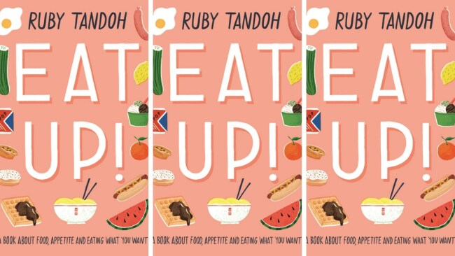 'Eat Up' by Ruby Tandoh is out now. Photo: Supplied