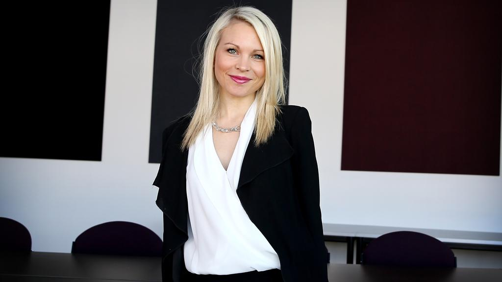 Stillwell Management Consultants organisational psychology consulting head Alexandra Rosser. Picture: Mike Burton