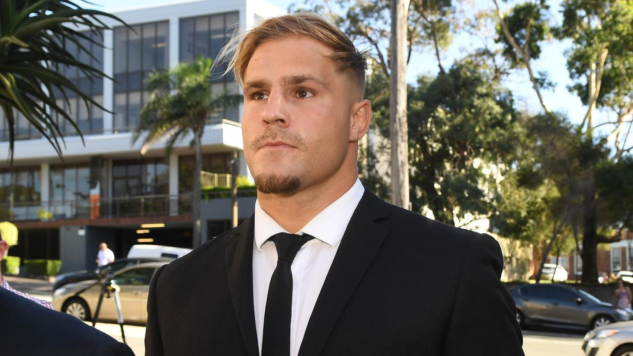 St. George Illawarra Dragons player Jack de Belin is not expected to face the Cowboys regardless of the result of his court battle