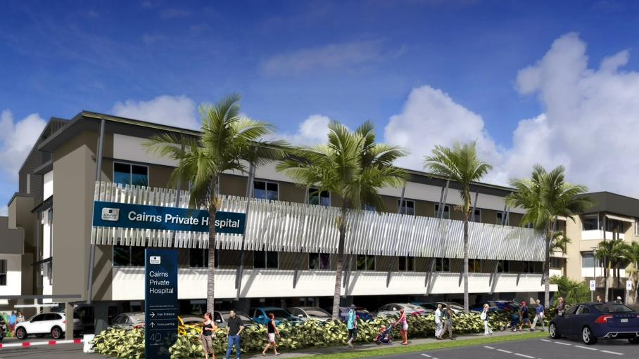 Cairns Private Hospital set for $16m expansion | Cairns Post
