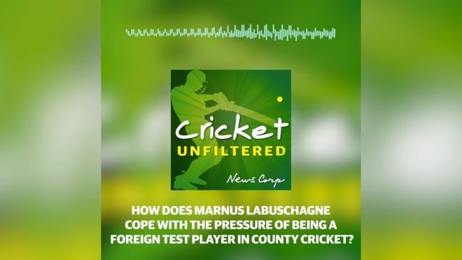 Cricket Unfiltered: Marnus Labuschagne's time in County cricket