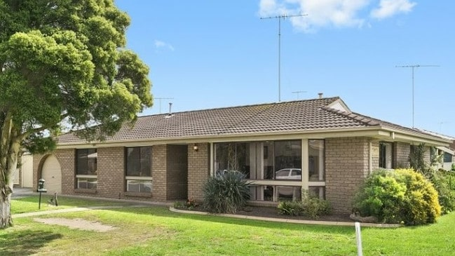 This house in St Albans Park in Geelong was purchased for $379,000 in October 2017 and is now valued at $430,000. Picture: Supplied