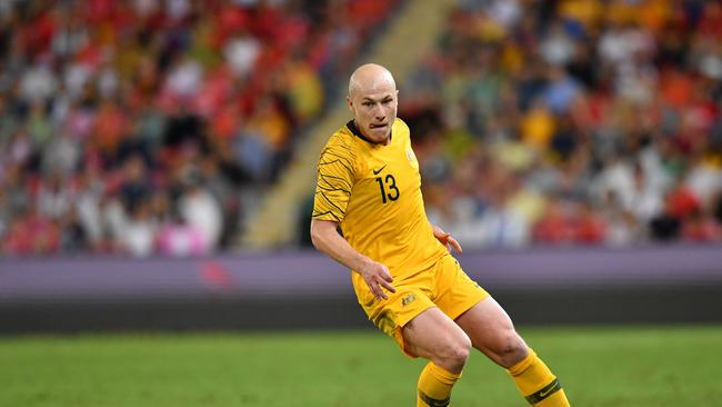 Aaron Mooy has been criticised for his recent performances.