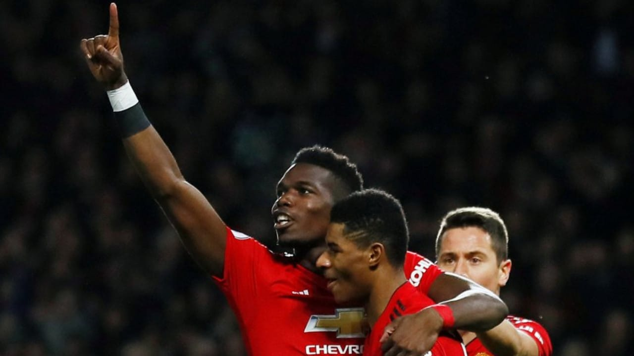 The likes of Paul Pogba and Marcus Rashford are turning Manchester United into a VERY attractive proposition