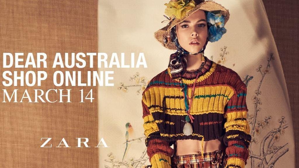 d336673e21 Zara online shopping Australia: Review of Spanish chain's website ...