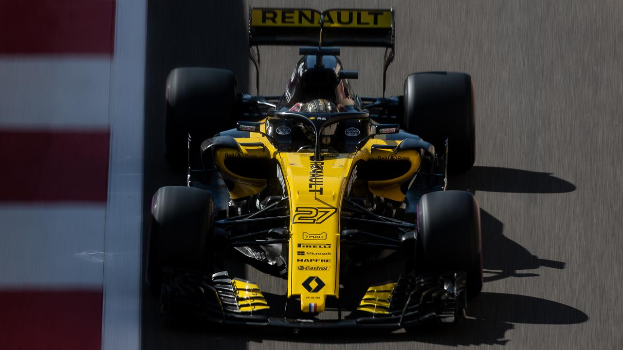 Renault are looking to bridge the gap between themselves and the top three.